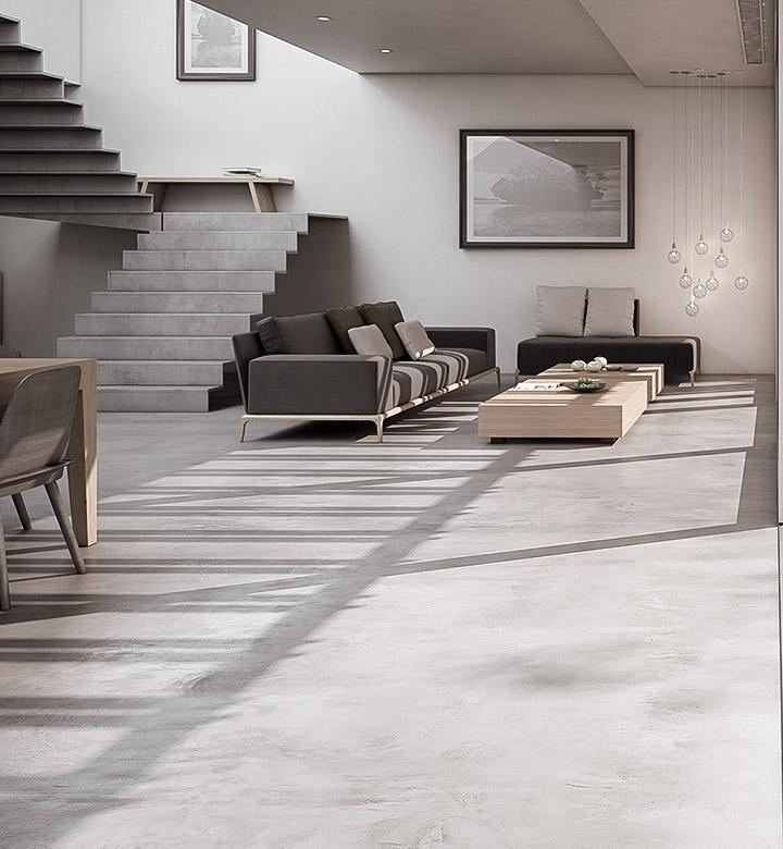 Pensa al pavimento che desideri - Ideal Work: pavimenti e ...