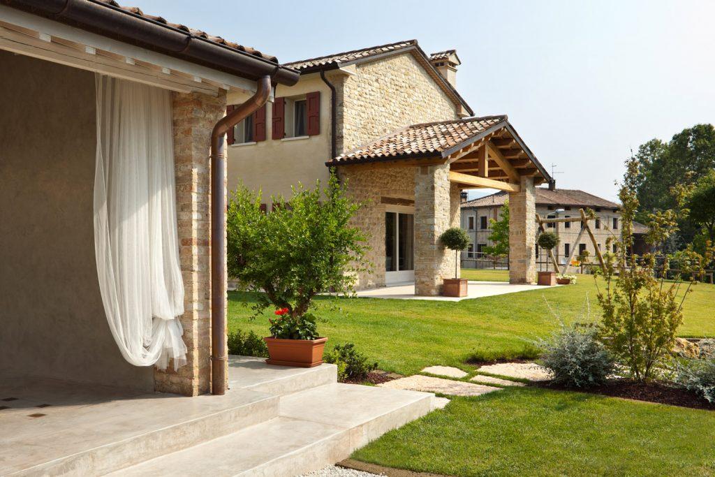 Ristrutturazione di una casa privata