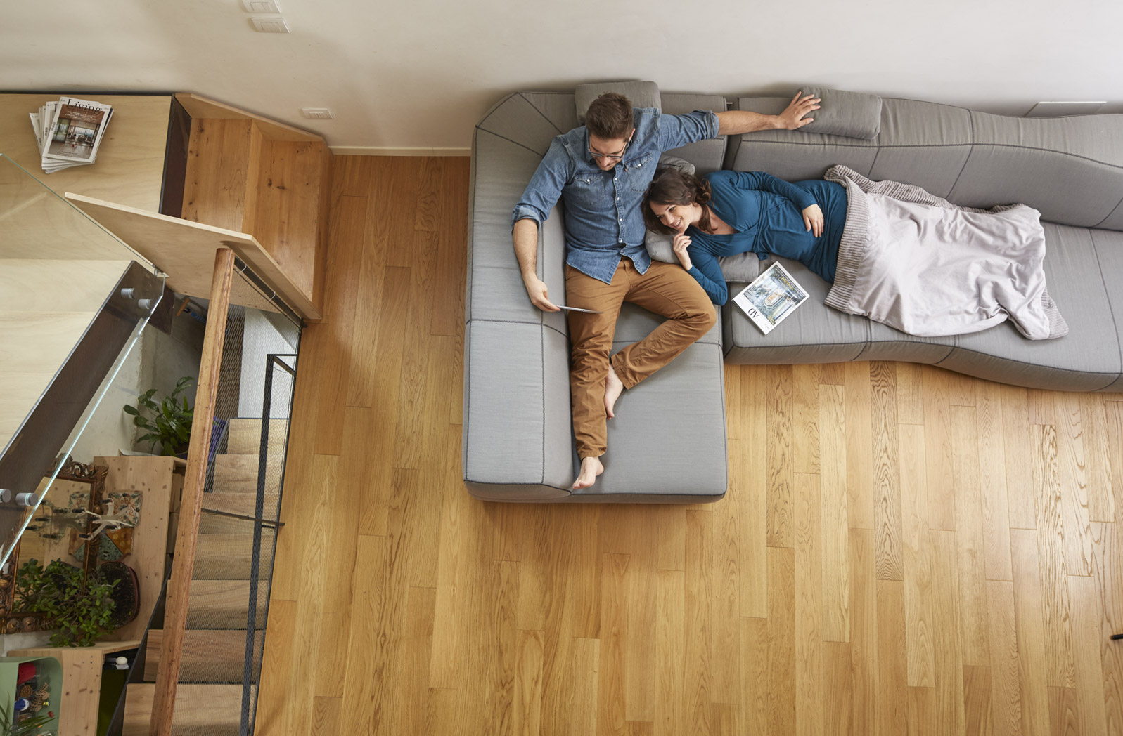 Rivestimento di una cucina Ikea con il microcemento – Ideal Work