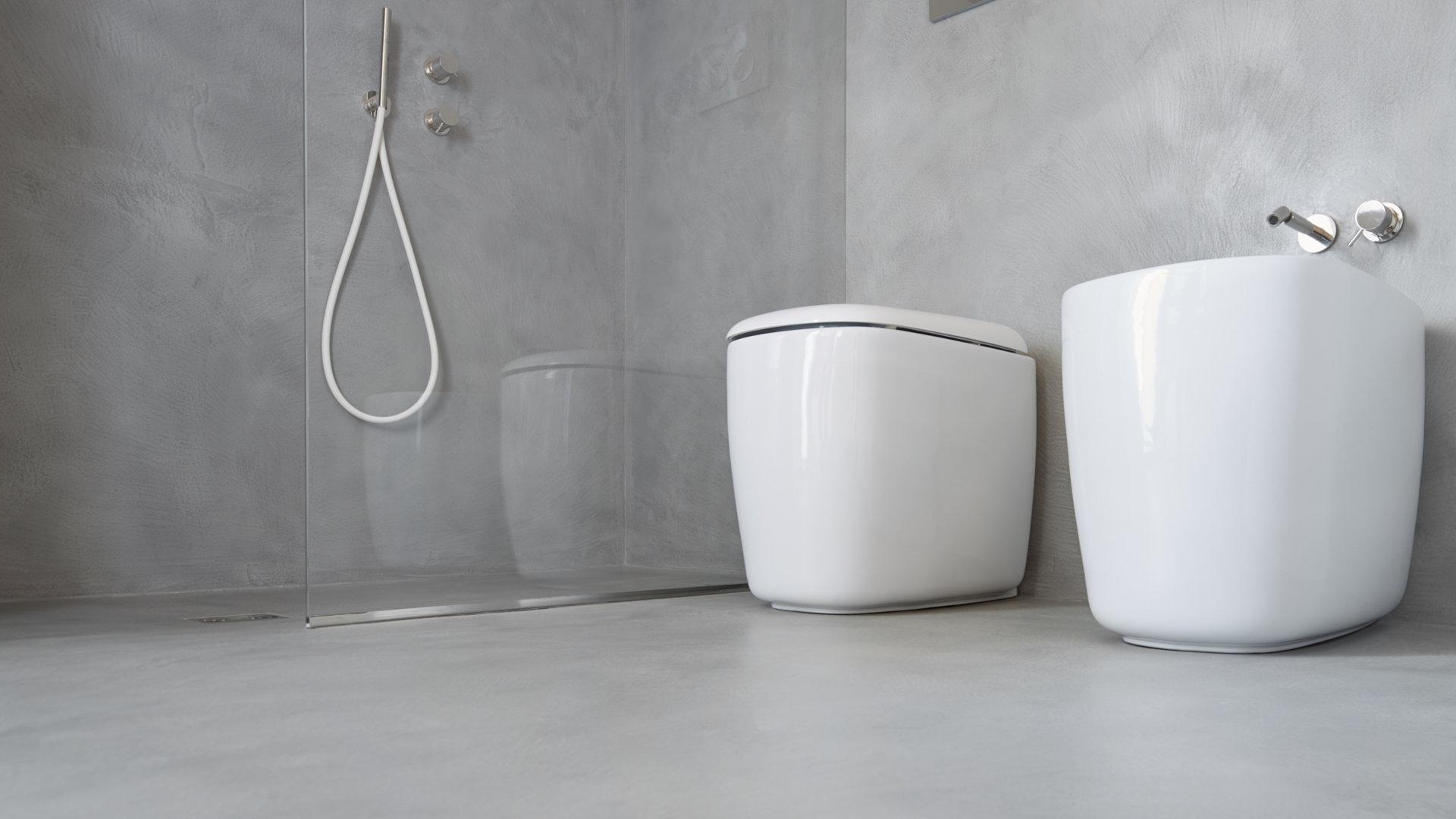 Ristrutturazione Del Bagno Idee : Idee per la ristrutturazione del bagno: pavimenti e rivestimenti moderni