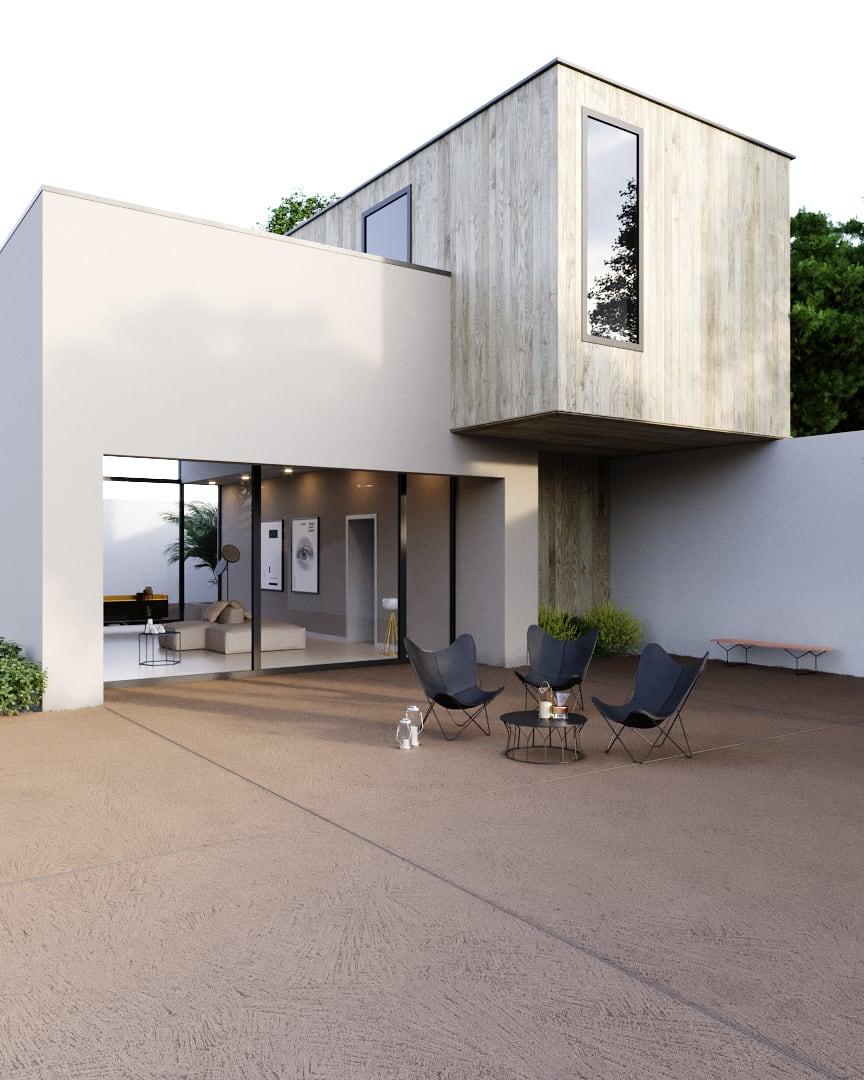 Idee per ristrutturare i pavimenti esterni idealwork for Soluzioni per giardino