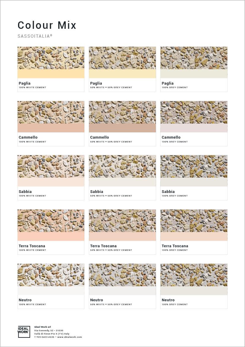 Pavimento in graniglia, calcestruzzo effetto lavato - Sassoitalia ...
