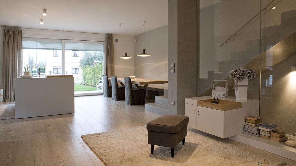 Ristrutturare il soggiorno e il salotto: idee di pavimenti e ...