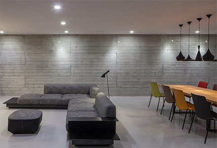 colori del microcemento per pareti e pavimenti