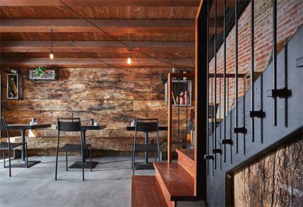 pavimenti e rivestimenti per taverne e cantine