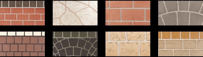 I colori di Pavimento Stenciltop